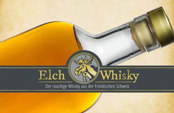 Elch Whisky (Print)